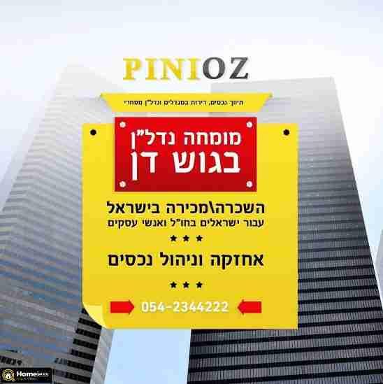 משרדים למכירה | מתחם יגאל אלון ביצרון תל אביב יפו