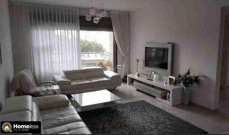 דירה, 4 חדרים | אהרון אייזנברג צפון רחובות