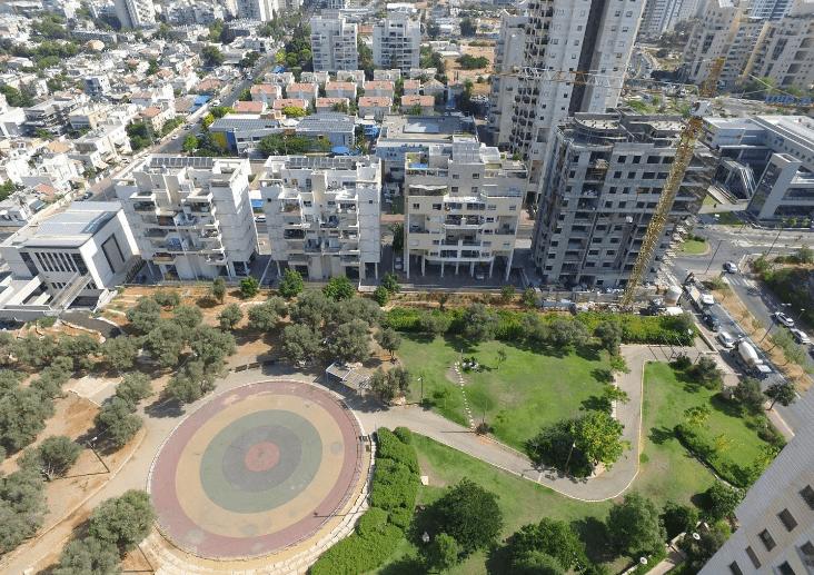 דירת גג, 6 חדרים | מוטה גור רמת הדר גבעת שמואל