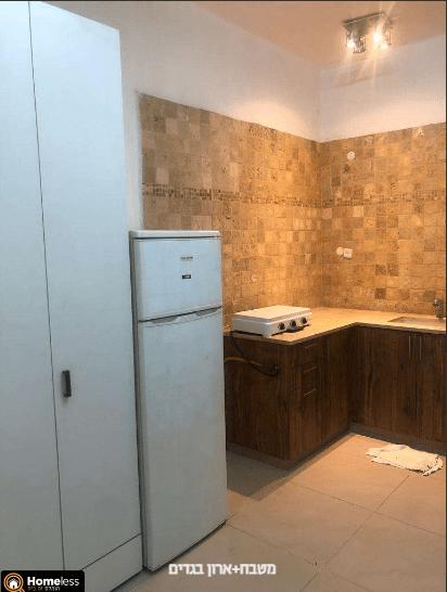 דירת סטודיו 1 חדרים | דרך ההגנה יד אליהו תל אביב יפו