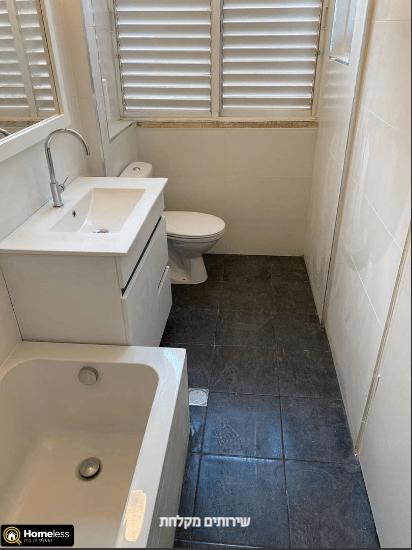 דירה 4 חדרים | הרמן צבי שפירא מרכז פתח תקווה