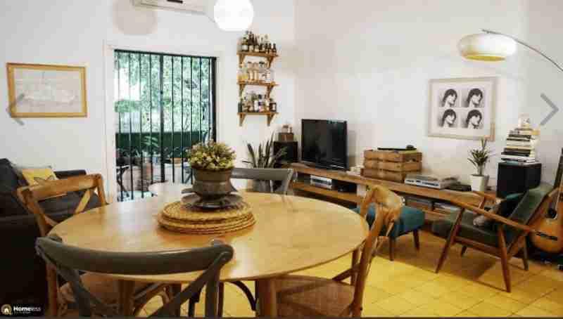 דירה 4 חדרים | המגיד לב העיר תל אביב יפו