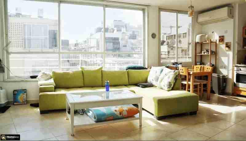 דירה 2.5 חדרים | צידון הצפון הישן תל אביב יפו