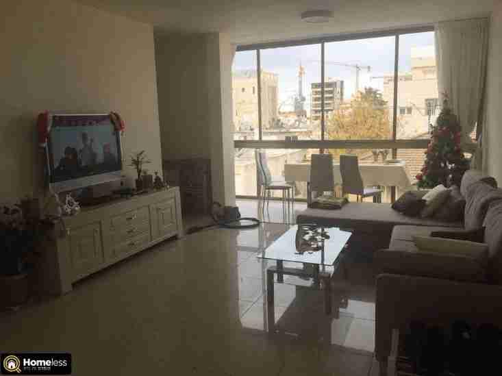 דירה 4 חדרים | הרימון הגפן רמת גן
