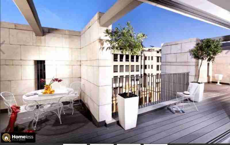 דירת גג 4.5 חדרים | בלפור לב תל אביב, לב העיר צפון…