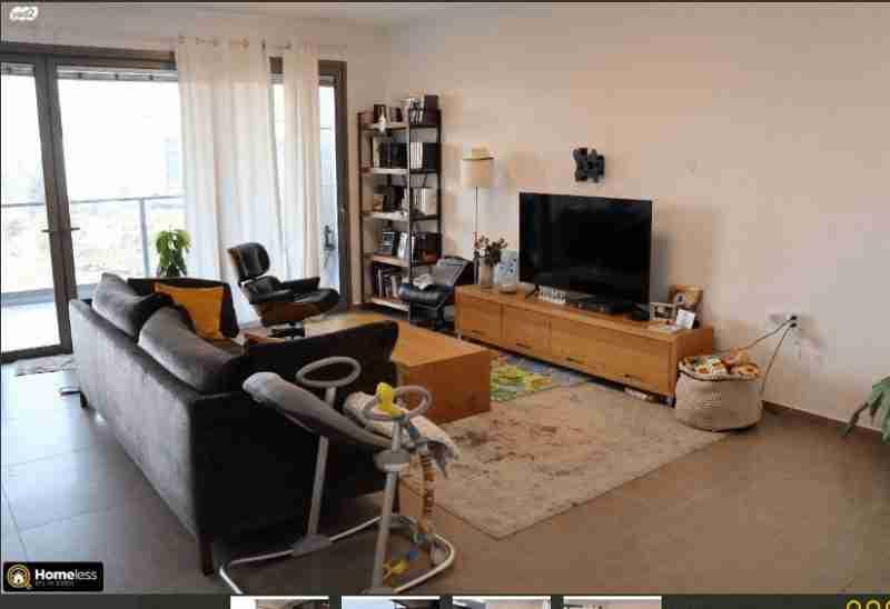 דירה 4 חדרים | אריק איינשטיין הרצליה ב' הרצליה