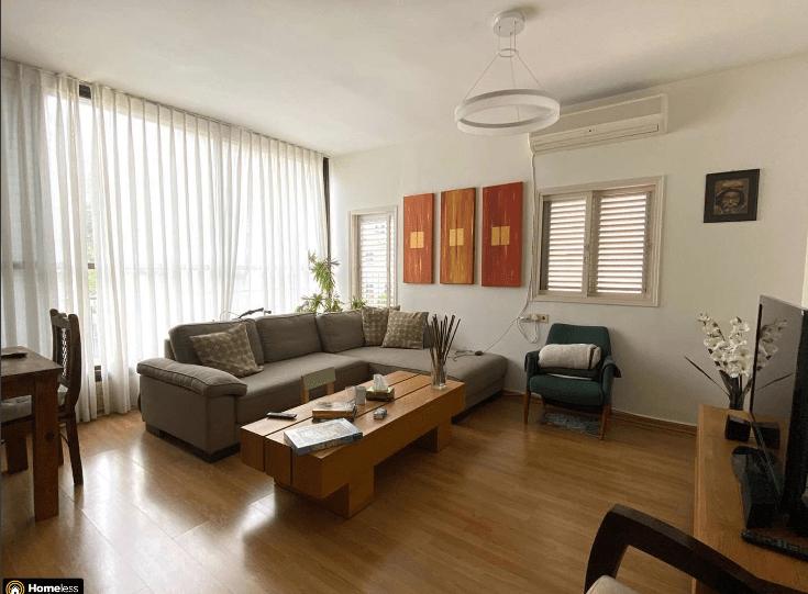 דירה 3 חדרים | פרופ' שור הצפון הישן תל אביב יפו