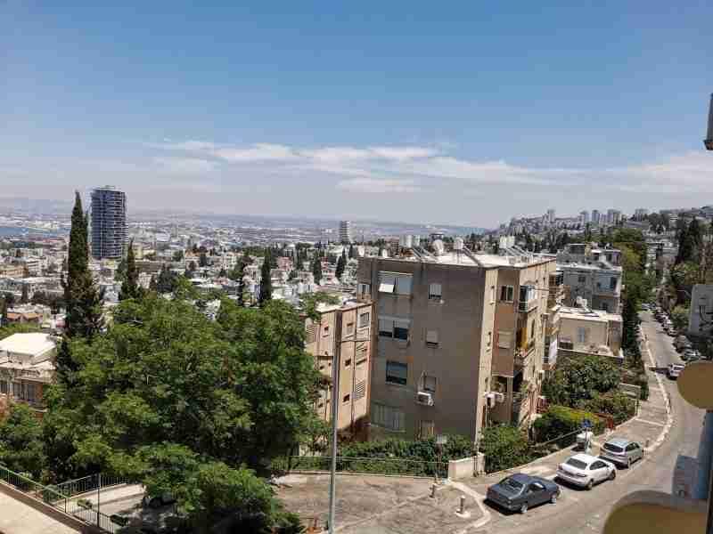 להשכרה דירה 3.5 חדרים, ברחוב הלל, הדר עליון חיפה