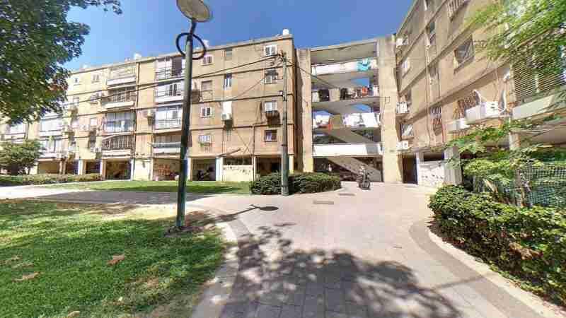 דירה רחוב הנשיא 21 גבעת שמואל